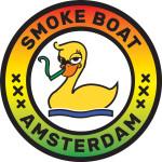 Team Smoke boat Amsterdam